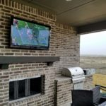 TV Mounting made easy by BF Configurations in Dallas, TX.